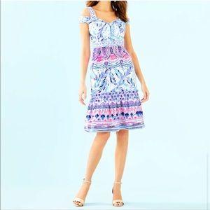 NWT Lily Pulitzer Iva Midi Dress